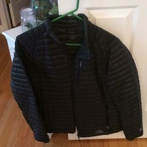 LL Bean Down Jacket, Size M